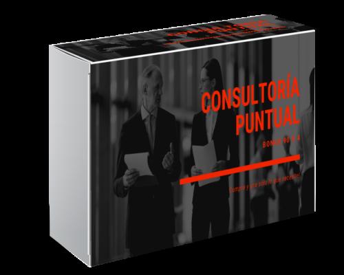 PACK CONSULTORIA PUNTUAL